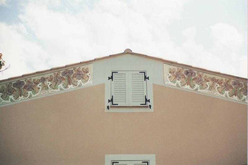 Fresques Murale - Décors De Murs, Plafonds, Façades - Frises Murales